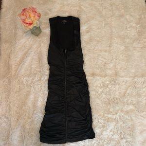 Bebe Black Dress Size M